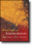 Aguayo and Steffensmeier, Readings on Argumentation. Please click here for more information.