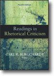 Burgchardt, Readings in Rhetorical Criticism book cover